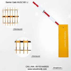 Barrier Gate WJDZ 801 J