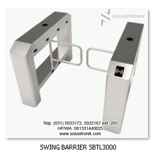 Swing Barrier SBTL3000